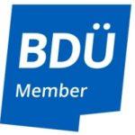BDÜ Member - Übersetzer Französisch Englisch Deutsch